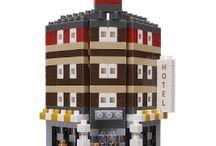 Tico Taiwan launched very nice Mini Building Bricks Sets
