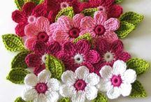 flores croche