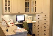 Office/craft/wrapping room