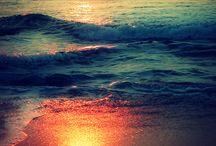 Zachód słońca i nie tylko