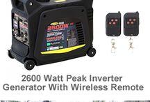 2600 wat generator