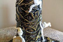 Zimna porcelana / Figurki z zimnej porcelany i nie tylko;)