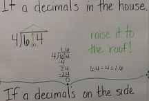 6th grade Math / by Jill Norton