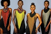 African Inspired Accessories