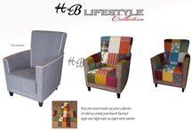 Patchwork fauteuil / Patchwork fauteuils & banken. Een fauteuil met uw idee, uw smaak & uw stijl!