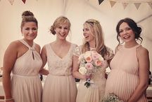 Shabby Chic Wedding / Beautiful shabby chic wedding in cornwall.