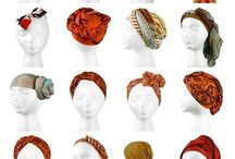 Chemo scarves & hats
