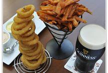 Lele Pub food