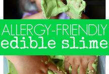 edible slime recipe