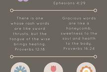 Verses & Prayers