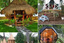 Garden Buildings to Love
