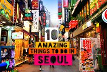 ♥ K-culture / All about South Korea