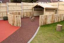 Transform Your Playground! / Fawns can transform your playground into a beautiful play area. See some amazing examples here.
