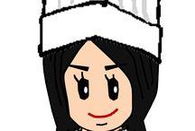 Woker Woman Hat 女性作業者 帽子 / Woker Woman Hat 女性作業者 帽子