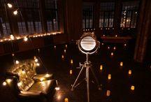 Оборудование для вечеринки / В нашем арт-пространстве есть все необходимое для создания уютного праздника!