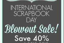 National Scrapbook Day 2014