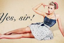 Pin up time