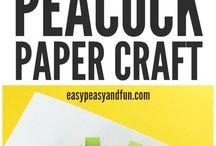 Forming i papir