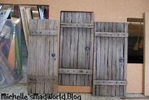 miniature doors