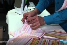Blouse & Shirts Sewing Tips & Inspiration / Find ways to sew professional looking blouses and shirts. Plus, inspiration to sew the blouse of your dreams.