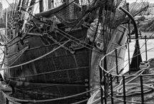 Tall Ships / The art of tall ships
