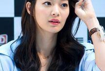 Korean celebrities (female) / beautiful female Korean celebrities