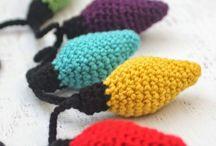 Crochet | Christmas / Christmas crochet pattern patterns