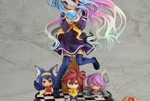 Manga Figurine