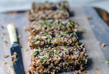 Quinoa & healthy stuff