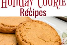 Holiday Baking Recipes / Nothing says holidays, like food. Bake up some amazing holiday treats this year with these holiday recipes.