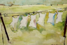 ART - Wash Day / by Bunny Jones