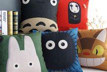 Totoro stuff
