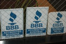 Searching for the Seal / The BBB Accredited Business seal identifies thousands of businesses in Western PA that consumers can trust. Have you spotted a BBB seal in your community? / by BBB Western PA