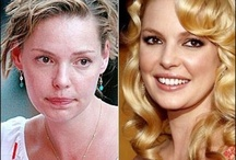 Celebrities without makeup / by SantaCroce Entertainment