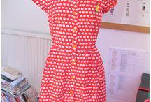 SIMPLICITY PATTERN - LISETTE traveler's dress / Patron Lisette traveler's dress 2246