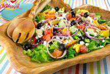 Salad Ala Cafe