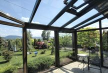 Ogród zimowy -  Wiśniowa 1 / - Ogrody zimowe, oranżerie, werandy, przeszklenia - Conservatory, wintergarden