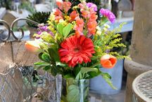 Our Own Creations / Fresh flowers, artificial arrangements, plants, decor and more all by Palmer Flowers.