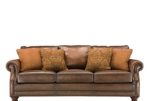leather couch options