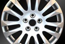 Cadillac wheels / by RTW Wheels