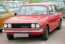 Spain Authi / MG 1100, Austin 1100, 1300 & Austin Victoria (Saloon).