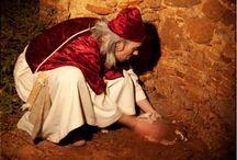 El secret del capellà / Medieval photo shoot