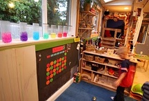Classroom Environment / by Dot To Dot Child Care