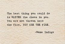 Fire Chaos Power