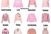 Horoscope fashion