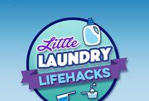 Laundry Life Hacks