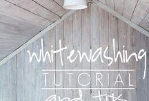 Whitewashing tutorial
