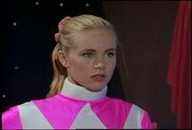 Pink Ranger(Katherine)