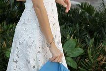 Fashion - Dresses - White