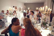 Oceanfront Wedding Portugal Indoor Reception
